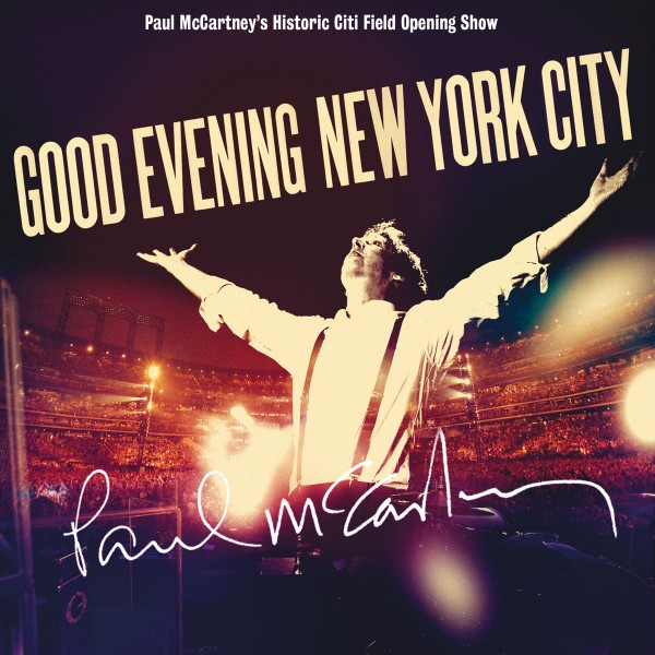 Paul McCartney - Good Evening New York City CD+DVD - 08880 7231857