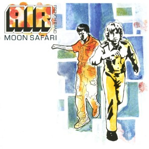 Air - Moon Safari VINYL - 724384497811