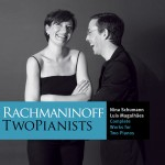 Nina Schumann & Luis Magalhães - Rachmaninoff: Complete Works for Two Pianos CD - 00289 4766281