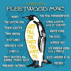Just Tell Me That You Want Me - A Tribute To Fleetwood Mac CD - 08880 7233327