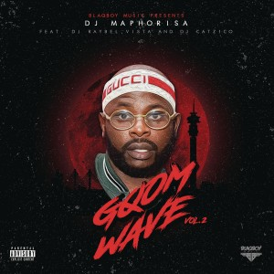 DJ Maphorisa - Blaqboy Music Presents: Gqom Wave, Vol. 2 CD - CDSAR022