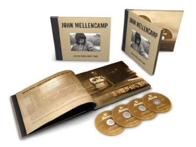 John Mellencamp - On The Rural Route 7609 (Special Edition) CD+Book - 06025 2712625
