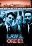 Law & Order: Season 1 DVD - 9732