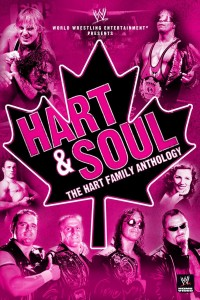 Hart and Soul: The Hart Family Anthology DVD - WWE1255