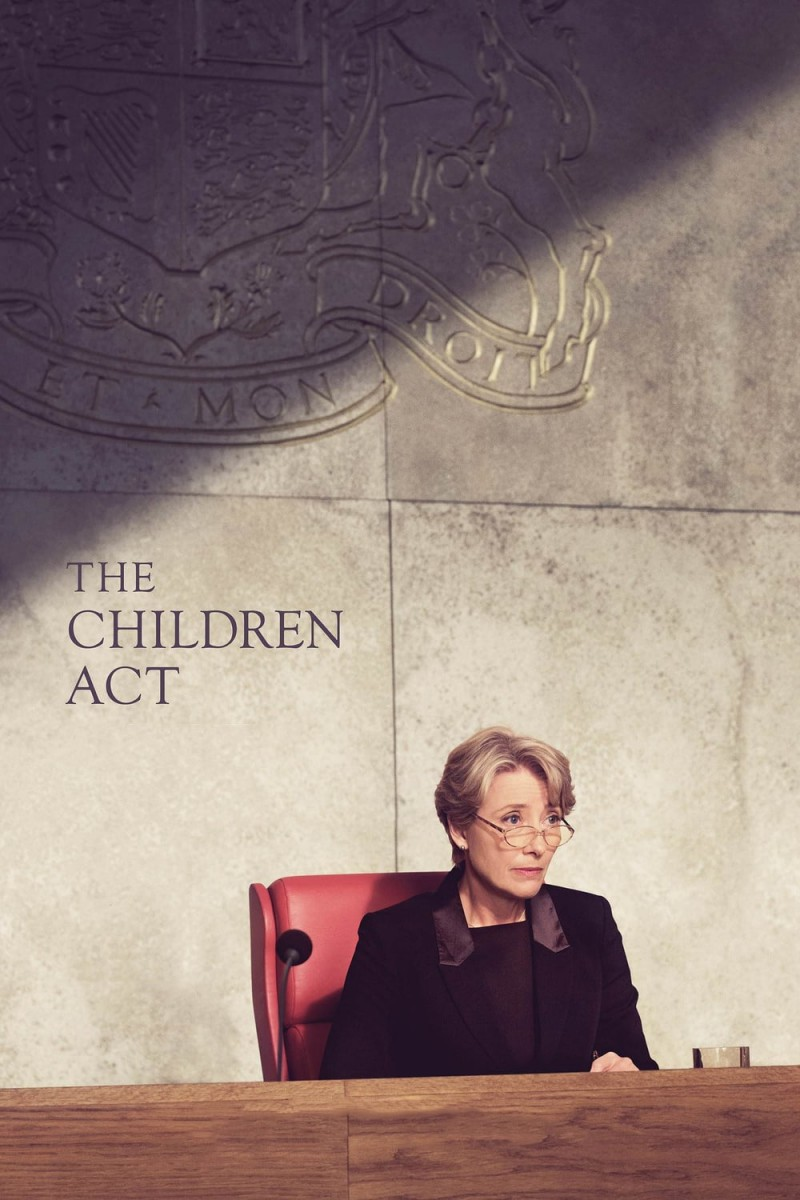 The Children Act DVD - 10229280
