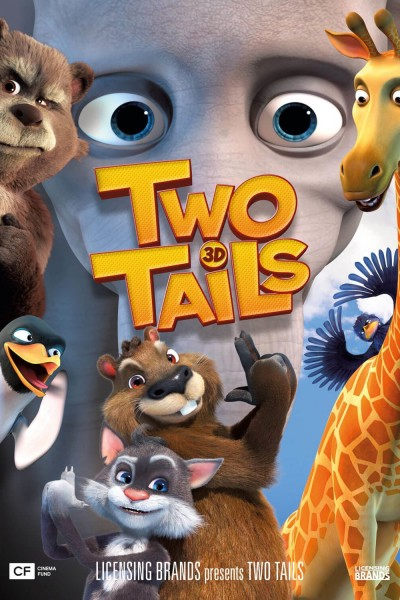 Two Tails DVD - 10229278