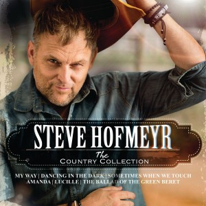 Steve Hofmeyr - The Country Collection CD - CDJUKE 213