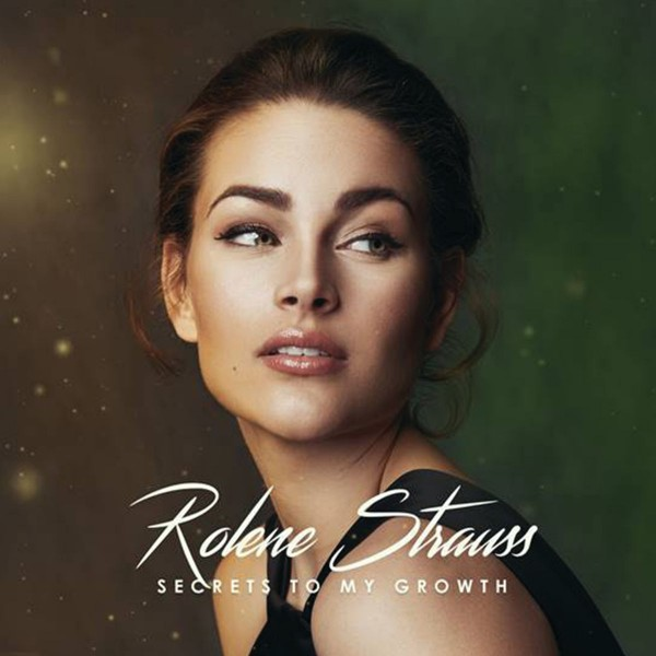 Rolene Strauss - Secrets To My Growth CD - RSSCD001
