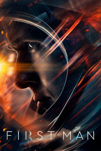 First Man DVD - 358462 DVDU