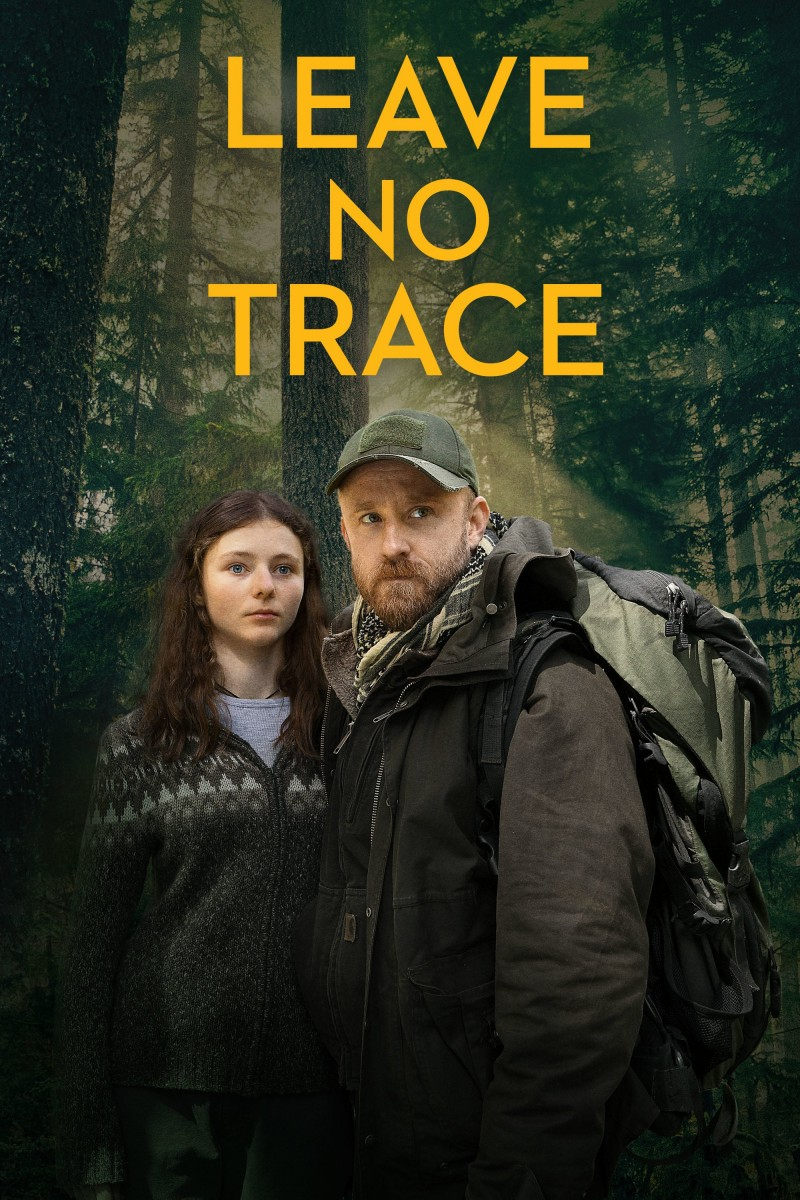 Leave No Trace DVD - 10229425