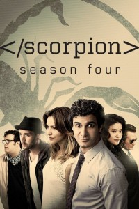 Scorpion: Season 4 DVD - WS148195 DVDP