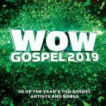 WOW Gospel 2019 CD - CDRCA7559