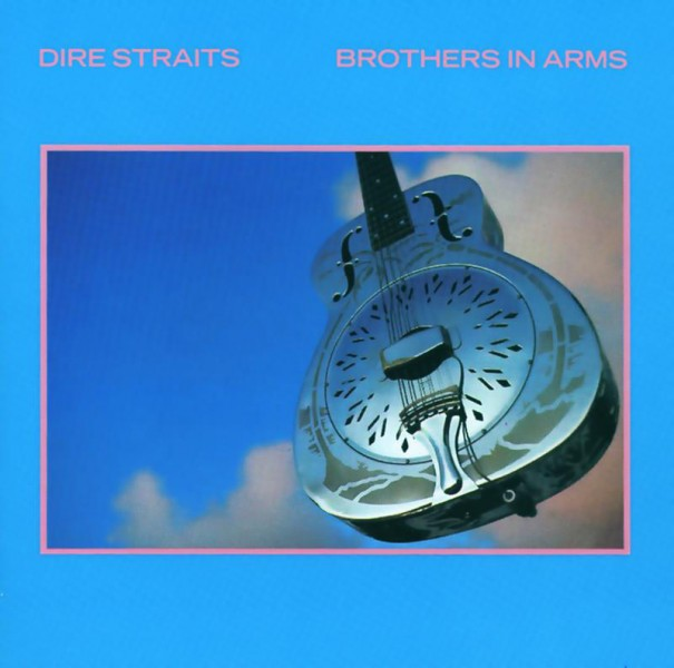 Dire Straits - Brothers In Arms VINYL - 042282449917