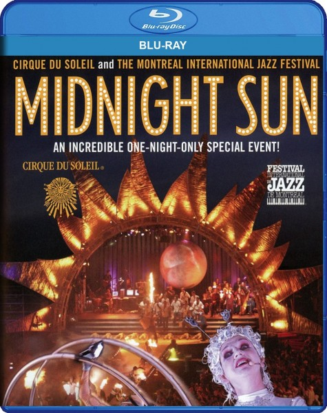 Cirque du Soleil: Midnight Sun [Blu-Ray] | Echo's Record Bar Online ...