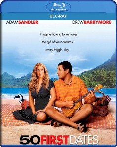 50 First Dates Blu-Ray - BD32714LC
