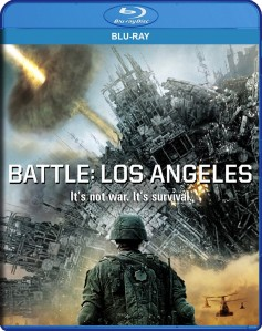 Battle: Los Angeles Blu-Ray - 5050629938456
