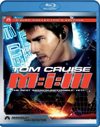 Mission: Impossible III (Collector's Edition) Blu-Ray - 5051368200033