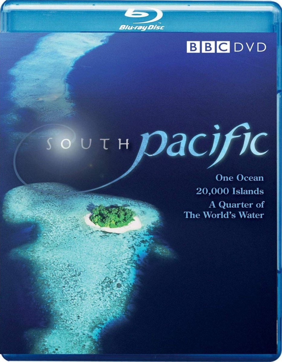 South Pacific Blu-Ray - 5051561000478