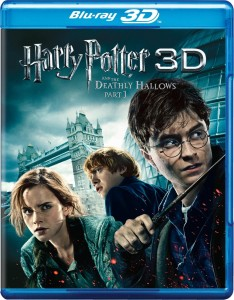 Harry Potter and the Deathly Hallows: Part 1 3D Blu-Ray+Blu-Ray - Y30444 BDW