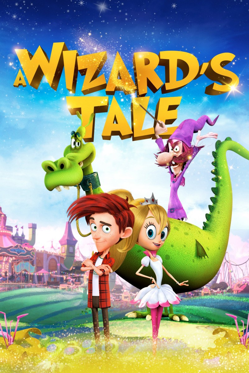 Here Comes the Grump (A Wizard's Tale) DVD - BSF 174