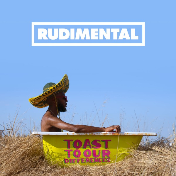 Rudimental - Toast to our Differences CD - WBCD 2385