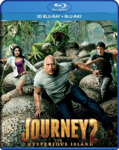 Journey 2: The Mysterious Island 3D Blu-Ray+Blu-Ray - N8671 BDW