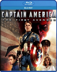 Captain America: The First Avenger Blu-Ray - WLBD117968 BDP