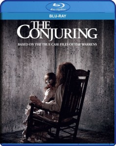 The Conjuring Blu-Ray - Y32665 BDW