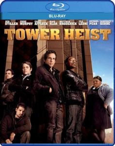 Tower Heist Blu-Ray - BDU 50928