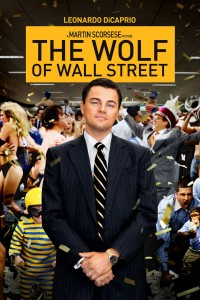 The Wolf of Wall Street DVD - REGDVD 004