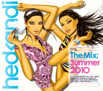 Hed Kandi: The Mix - Summer 2010 CD - CDJUST 337