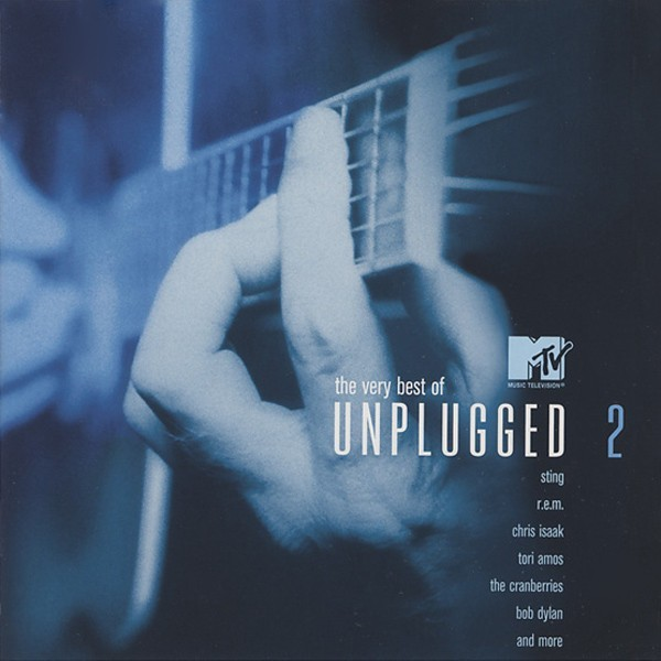 The Very Best Of MTV Unplugged 2 CD - CDESP141
