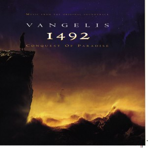 Vangelis - 1492 - Conquest of Paradise (Soundtrack from the Motion Picture) CD - WICD 5209