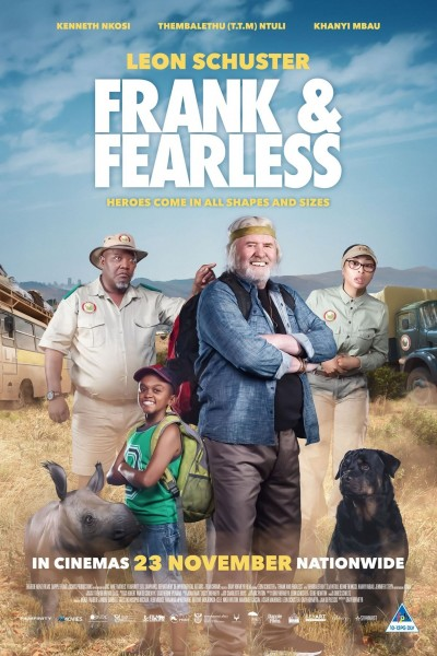Frank and Fearless DVD - 10229492