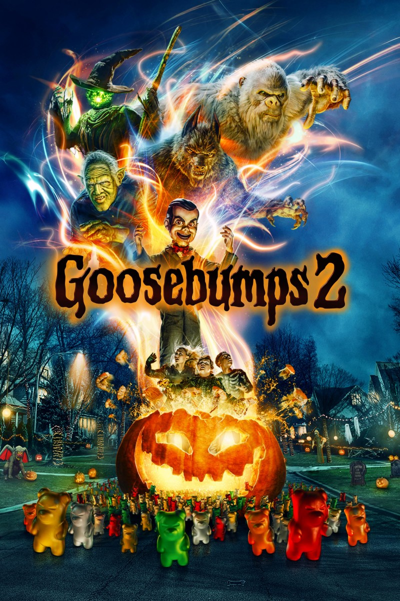 Goosebumps 2: Haunted Halloween DVD - 10229431