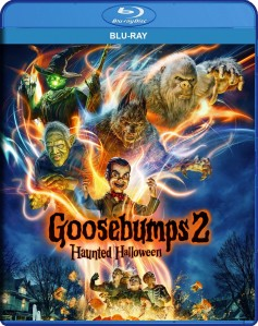 Goosebumps 2: Haunted Halloween Blu-Ray - 10229436