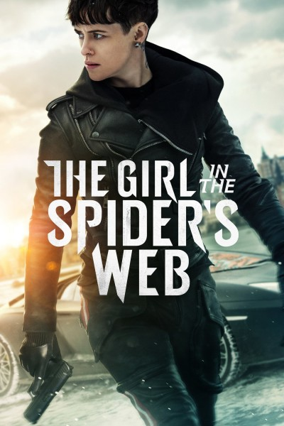 The Girl in the Spider's Web DVD - 10229432