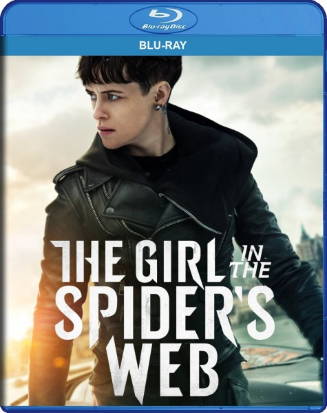 The Girl in the Spider's Web Blu-Ray - 10229437