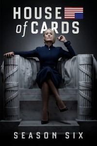 House of Cards: Season 6 DVD - 10229439