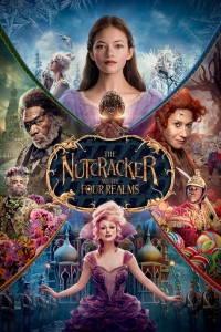 The Nutcracker and the Four Realms DVD - 10229500