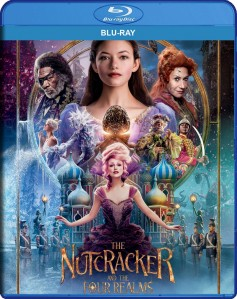 The Nutcracker and the Four Realms Blu-Ray - 10229504
