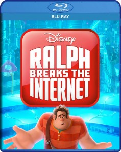 Ralph Breaks the Internet Blu-Ray - 10229505
