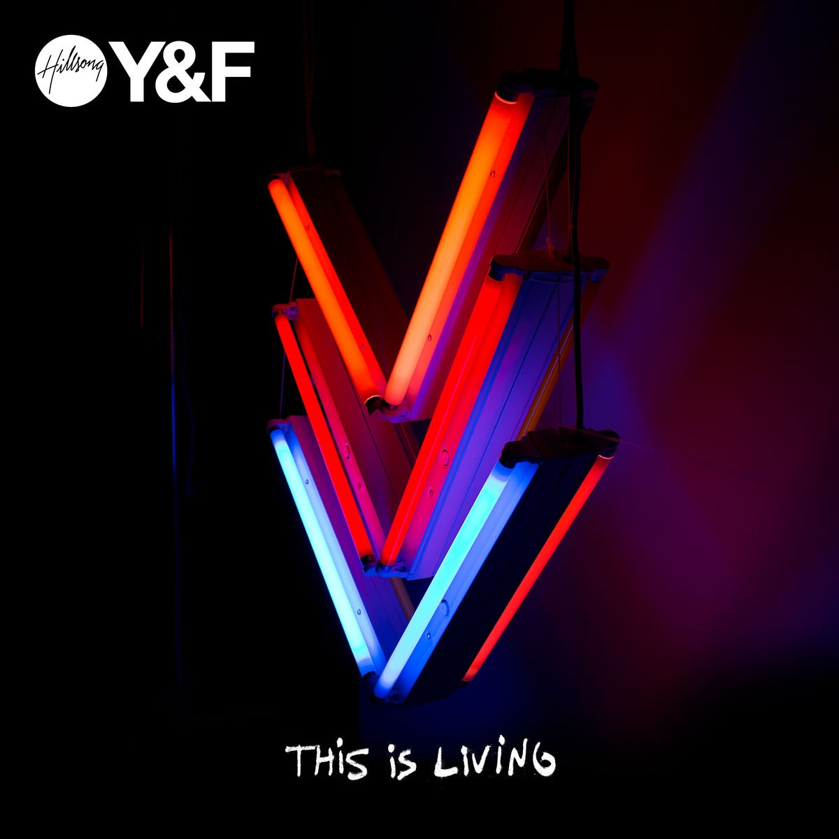 Hillsong Young & Free - This Is Living CD - HMACD293