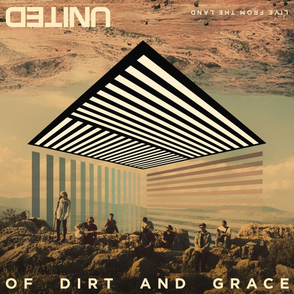 Hillsong United - Of Dirt and Grace (Live from the Land) CD+DVD - HMACDDVD315
