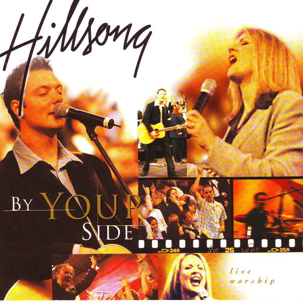 Hillsong Worship - By Your Side CD - WHS/ACD  /122C/