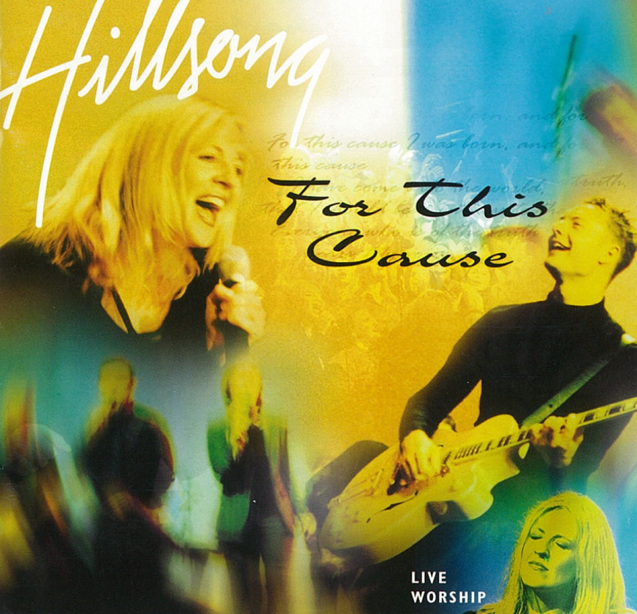 Hillsong Worship - For This Cause (Live) CD - WHS/ACD  /133C/