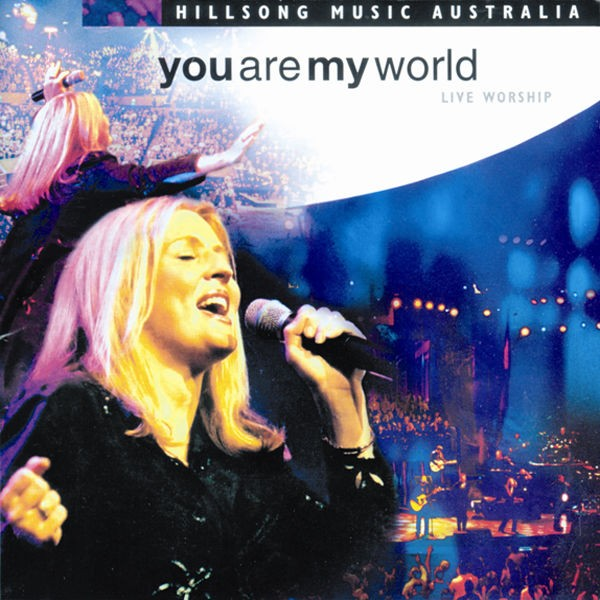 Hillsong Worship - You Are My World CD - WHS/ACD  /142C/