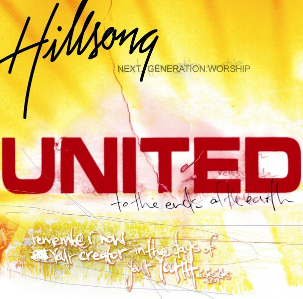 Hillsong United - To the Ends of the Earth (Live) CD - WHS/ACD  /156C/