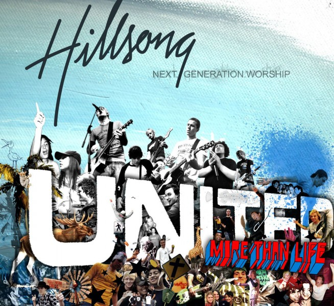 Hillsong United - More Than Life CD - WHS/ACD  /169C/