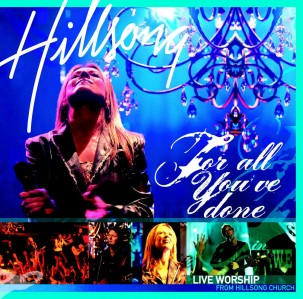 Hillsong Worship - For All You've Done CD - WHS/ACD  /177C/